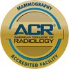 seal for american college of radiology computed tomography award
